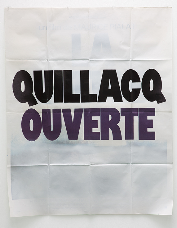 Quillacq ouverte (Quillacq Open)